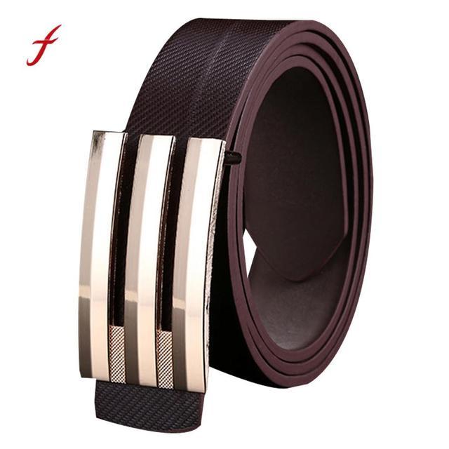 e23512e0983c Mode Automatique Boucle En Cuir de luxe Designer Mâle ceinture Sangle De Ceinture  Ceintures pour Hommes