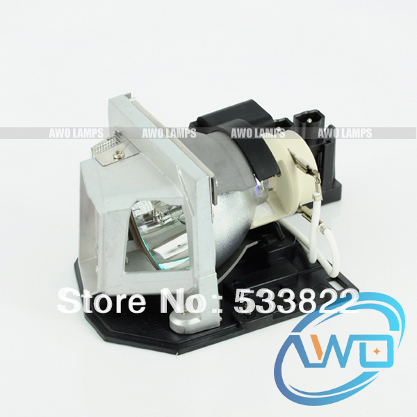 EC.K0100.001 Original Bare lamp with housing  for Projector ACER X110 /X1161 /X1261 ec jdw00 001 original projector lamp with housing for acer s1210