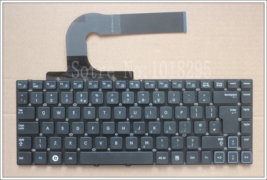 original Keyboard For Samsung Q430 Q460 RF410 RF411 P330 SF410 SF411 SF310 UK Turkey laptop keyboard