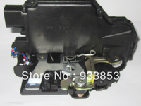 VW Front Left Dirver Side Door Lock Unit Module For VW Passat B5 Golf MK4 Jetta MK4 Bora 3B1 837 015A