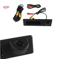 backup rearview camera 170 degrees Wireless CCD car parking rear view camera For BMW F10 F11 F25 F30 3Series 5Series X3 X4 X5