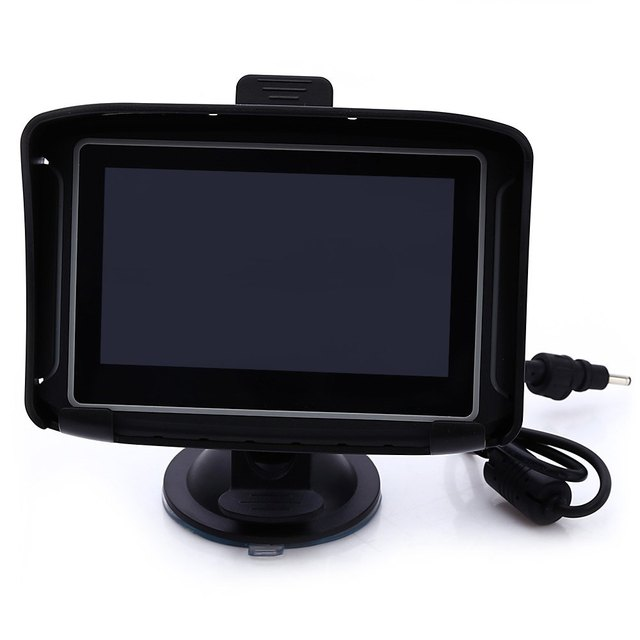 Newest 4.3″ Waterproof IPX7 Motorcycle GPS Navigation MOTO navigator with FM bluetooth 8G Flash Prolech MT-4301 GPS Motorcycle