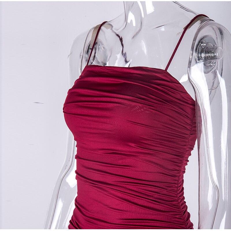 HTB1R2KRXET1gK0jSZFhq6yAtVXax - NewAsia 2 Layers White Summer Dress Women 2020 Elegant Straps Ruched Maxi Dress Pink Long Dress Sexy Dresses Party Night Robe