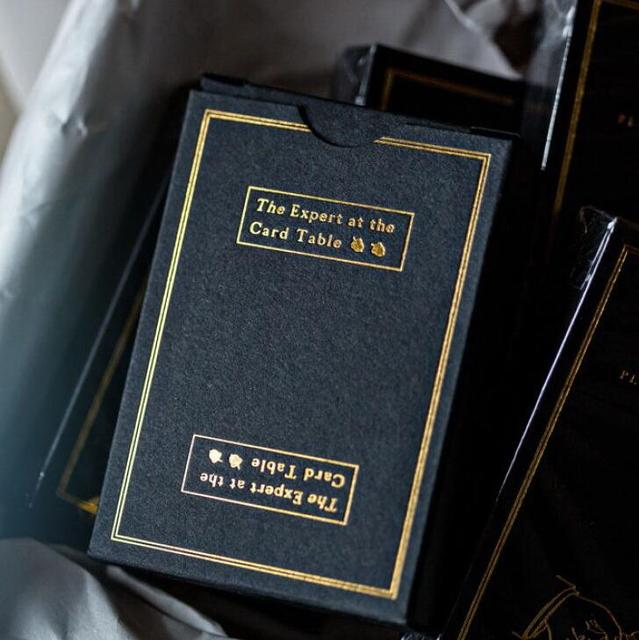 ellusionist swe black limited deck the expert at the card table rh aliexpress com the expert at the card table first edition the expert at the card table free download