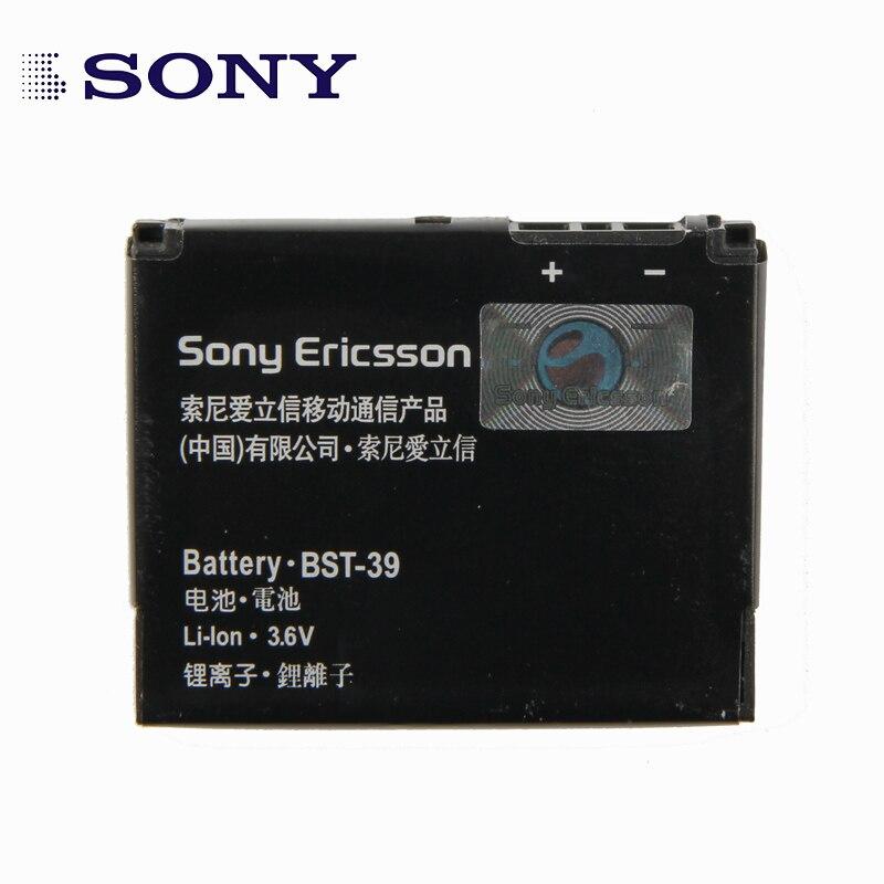 Original da Sony de Alta Capacidade Da Bateria Do Telefone Para Sony Ericsson W805 TM717 W910i Z555i Z710c G702 J110a K200a T707 W380i W580 w600c
