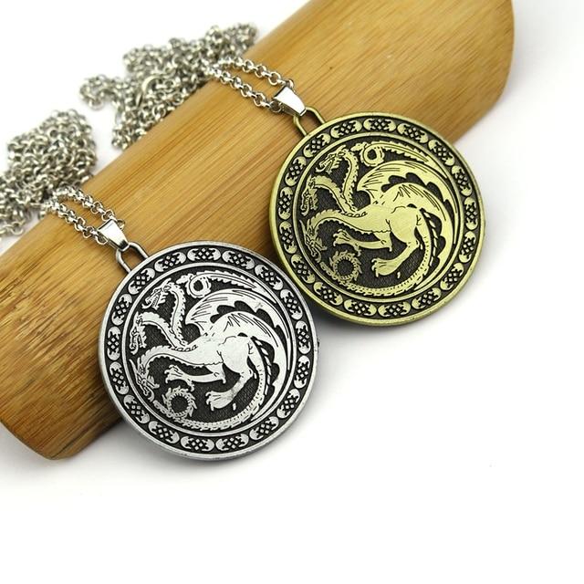 "Pendant ""House Targaryen"" 5"