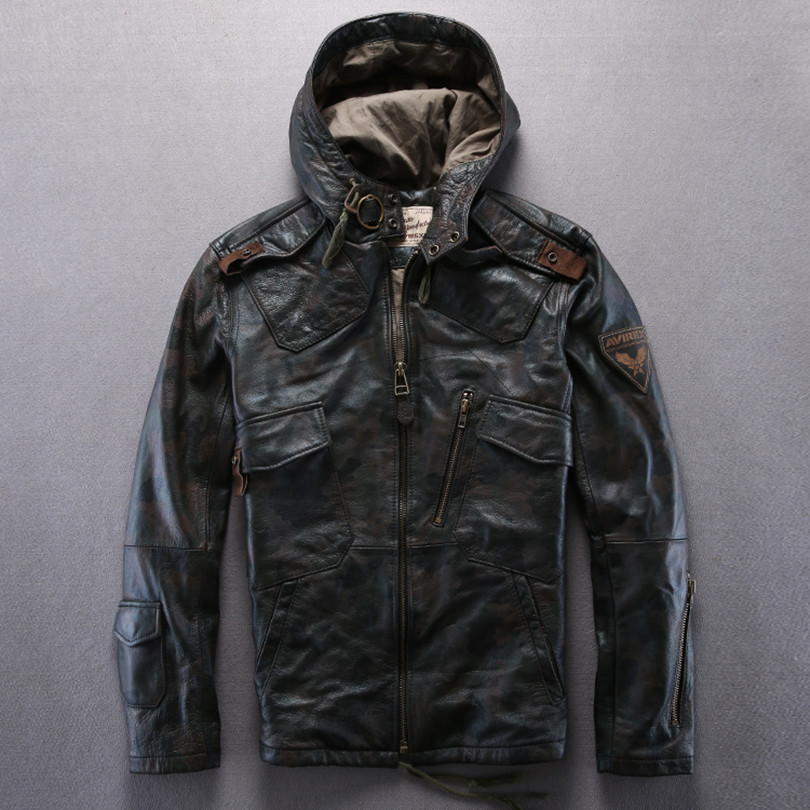 Popular Avirex Leather Jackets-Buy Cheap Avirex Leather Jackets