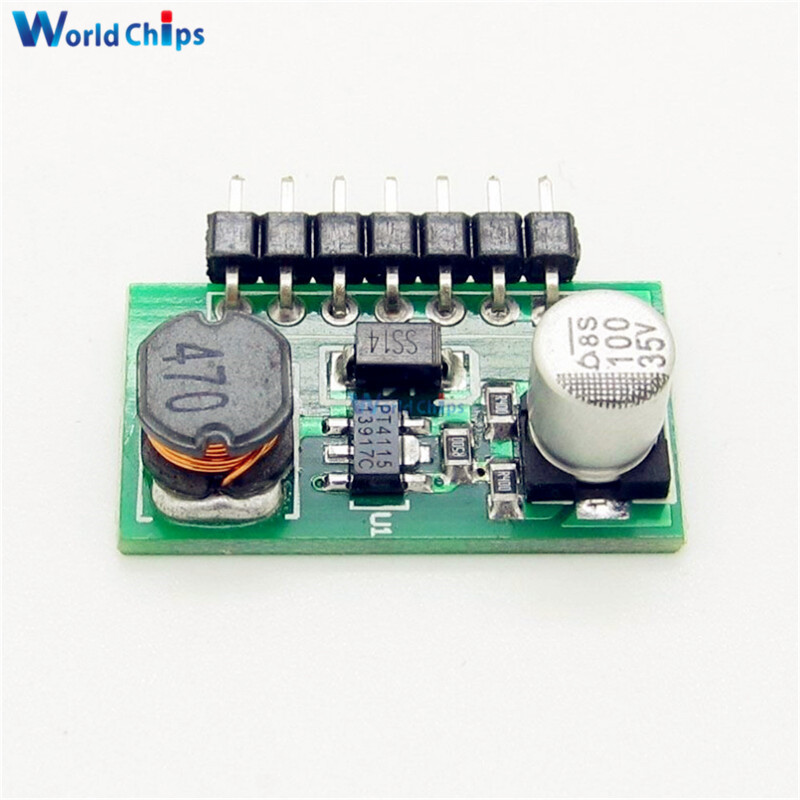 3W 700mA DC-DC 1 2V-28V LED Lamp Driver Drive PWM Dimmer Control Board DC  24V Capacitor Filter Short Circuit Protection Module