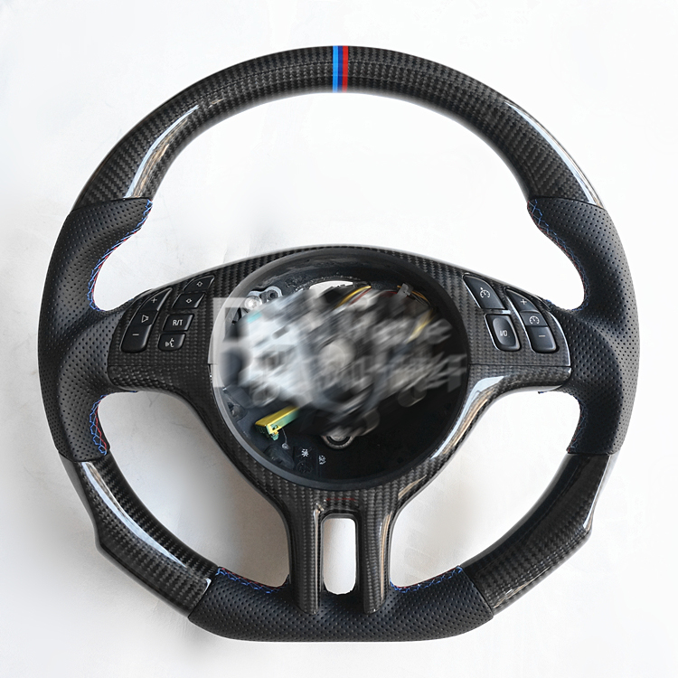 Car Carbon Fiber Steering Wheel For BMW (3K )