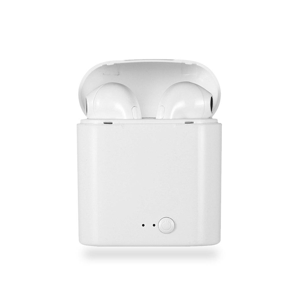 I7S TWS I9S F10 Bluetooth Earbuds Earphones Wireless for AirPods Earpods Headset for Iphone Android 6 7 8 X Earphone Accessories ...