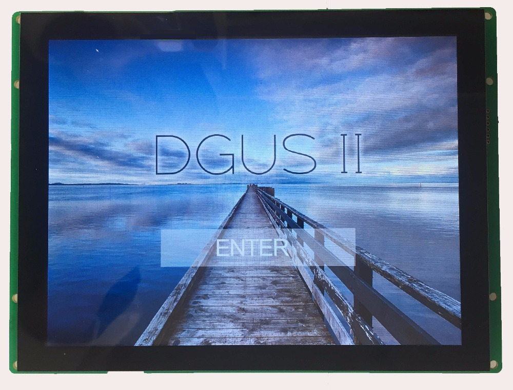 DMT10768C080_07W 8-inch serial screen IPS screen DGUS II capacitive screen music playerDMT10768C080_07W 8-inch serial screen IPS screen DGUS II capacitive screen music player