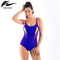 YOUDIAN Sexy One Piece Swimsuit Swimwear Women 2017 Bodysuits One Pieces Bathing Suit Sexy Push Up