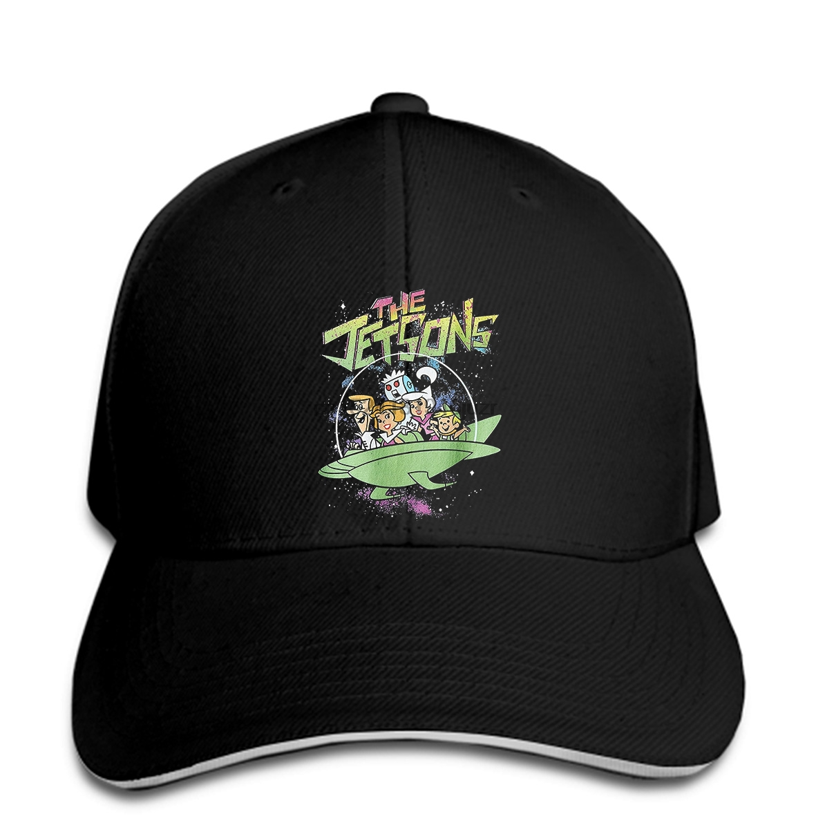 Trustful Hip Hop Baseball Caps Cool Hanna Barbera Men The Jetsons Cap Women Snapback Utmost In Convenience Men's Hats Back To Search Resultsapparel Accessories
