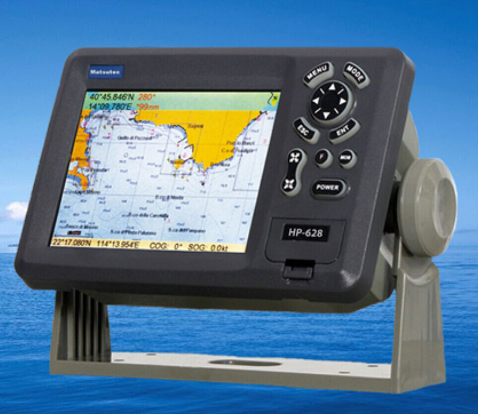 Lcd Marine Meter Wiring Diagram Matsutec Boat Gps Navigation Equipment 56 Color Sbas Navigator W High Sensitivity Antenna In From Automobiles Motorcycles On