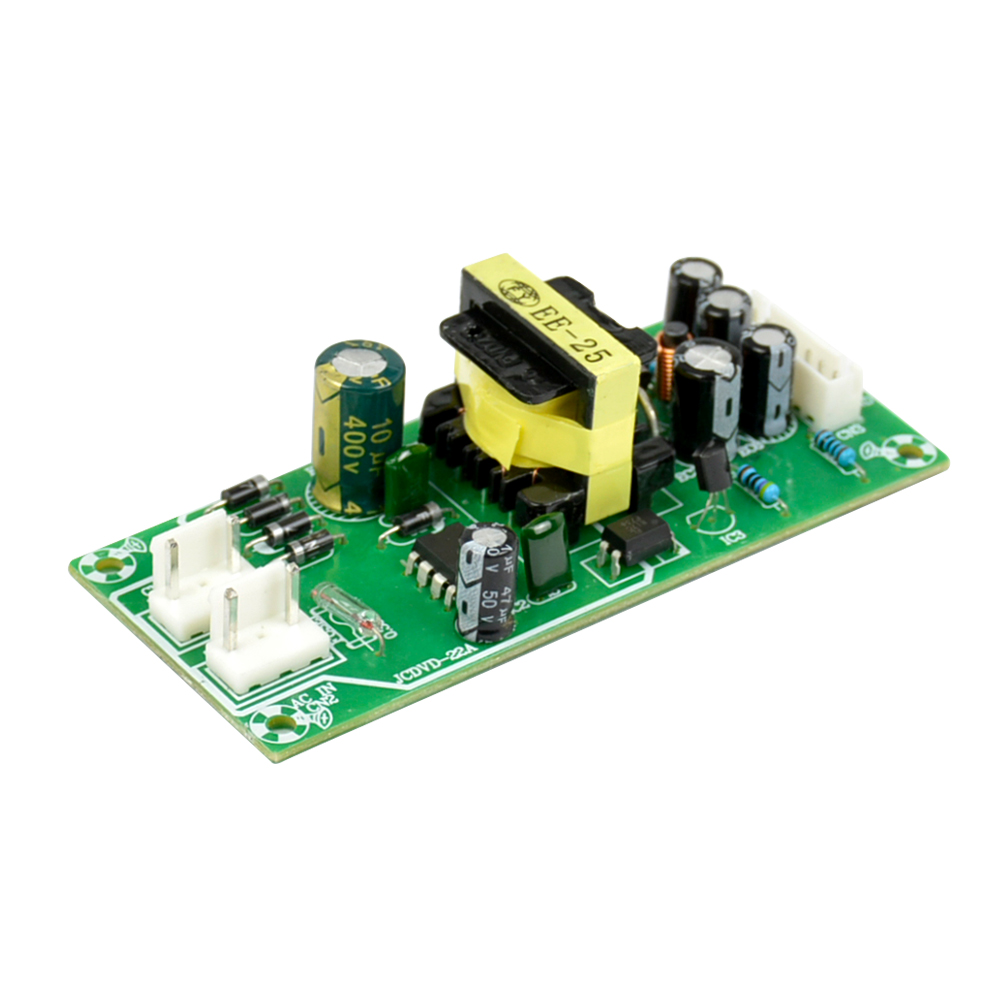 1Pc EVD Power Board DVD Universal Switching Power Supply Board + 5V + 12V -12V LCD LED Panel Module паяльная станция zhongdi zd 932