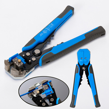 GHIXACTO 3 in 1 Multifuntional Wire Stripper Cable Cutting Crimping Pliers Multitul Tool For Terminal Electrician Hand Tools
