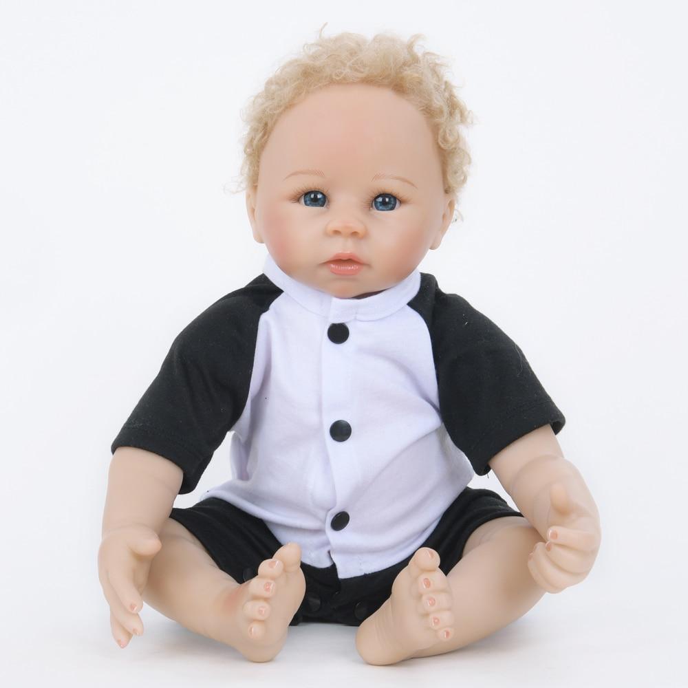 22 Inch Dolls 55cm Soft Silicone Cloth Body Baby Reborn Dolls Lifelike Doll Reborn Babies New Mummy Training Toys22 Inch Dolls 55cm Soft Silicone Cloth Body Baby Reborn Dolls Lifelike Doll Reborn Babies New Mummy Training Toys