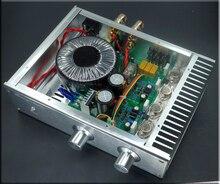 WANBO audio gold seal HDAM amplifier amp pure 2-way power amplifier stage preamplifier home audio amplifier 300*80 *211 mm
