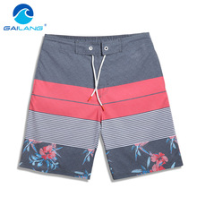 Gailang Brand Mens Board Shorts Swim Shorts Swim Boxer Trunks Men Swimming Swimwear Swimsuits Surf Shorts Running Sports Outdoor
