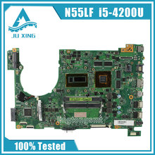 Original N550LF Laptop Motherboard for ASUS Q550LF N550LF rev2.0 Motherboard With sr170 i5 CPU PM 60NB0230-MB7110 full test
