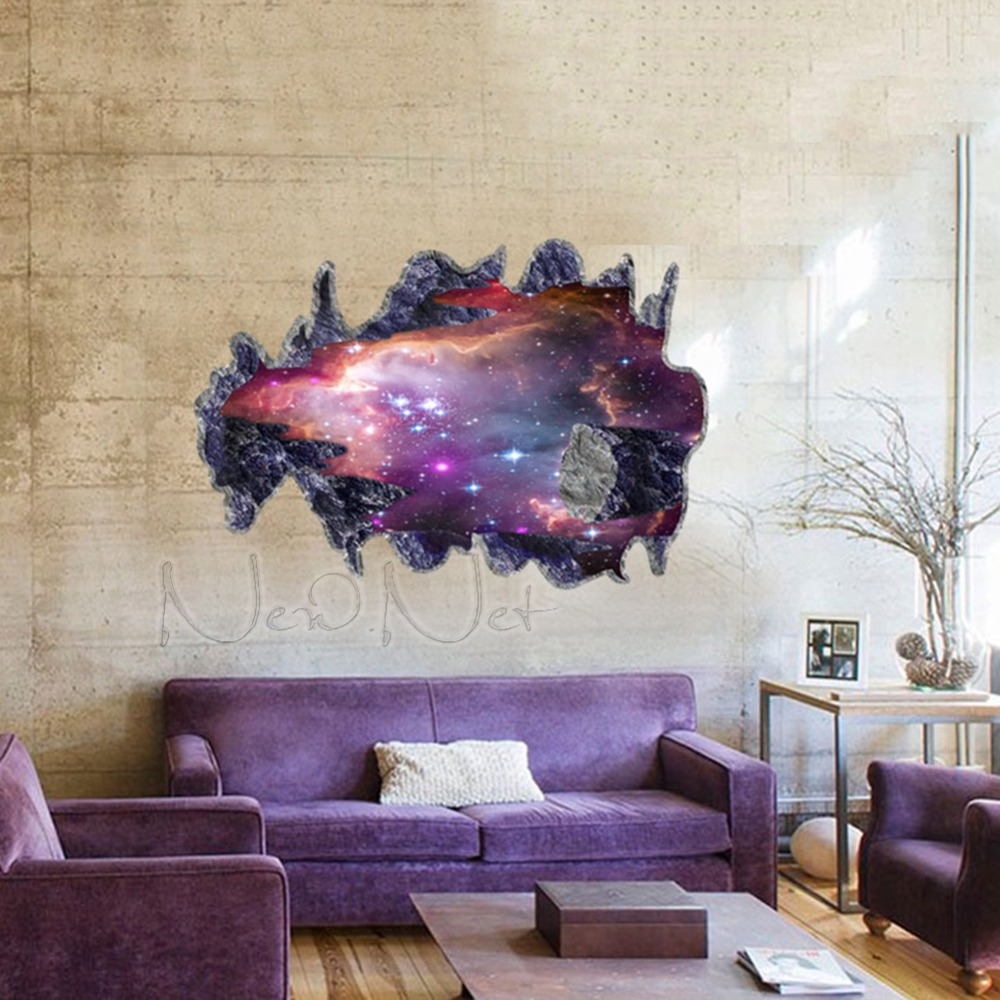 online buy wholesale galaxy wallpaper for bedroom from china galaxy wallpaper for bedroom. Black Bedroom Furniture Sets. Home Design Ideas