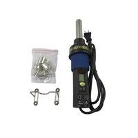 GJ8018LCD Portable Digital Hot Air Gun For Smd Rework
