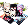 Tokyo Ghoul Wallet PU Leather Women Men's Japanese Anime Ken Kaneki Long Purse with Card Holder Dollar Price