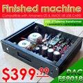 Высокого класса версия! ES9018 ЦАП W/2x AD797 Talema трансформатор + muses8920 Поддержка XMOS/Amanero USB 32Bit/384 К/DSD Выход