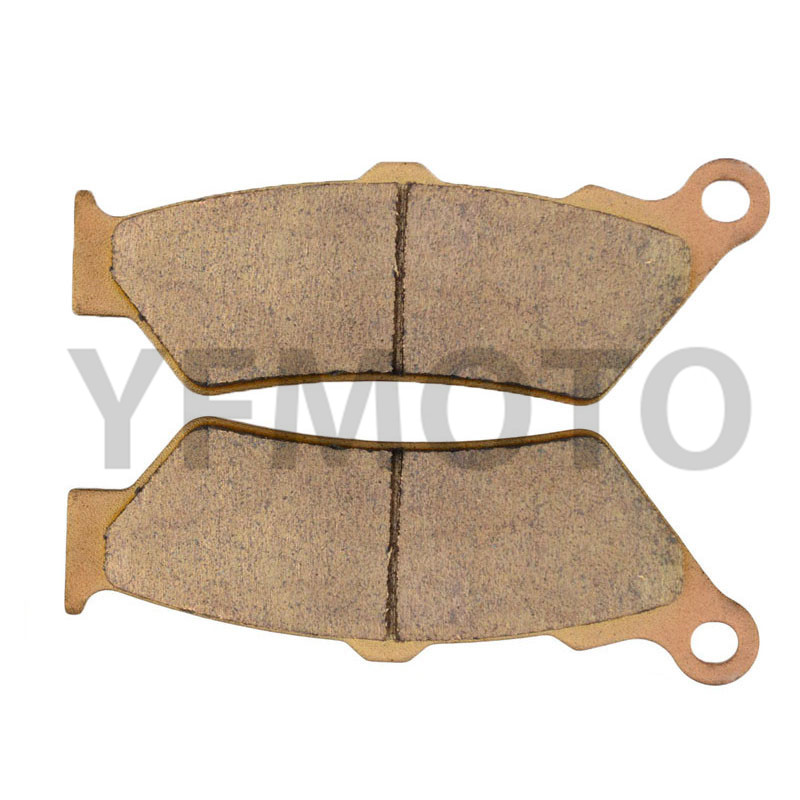 Motorcycle Rear Brake Pads Kits For B M W R 1200R R1200RS 2015 R1200 RT 2014-2015 K1600GT K 1600GTL 11-15 K 1600GTL Exclusive 15