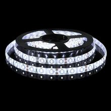 Bande Flexible LED SMD 5630, 50 m/lot, 60 diodes/m, étanche/non étanche, DC12V, plus de luminosité que la bande 5050