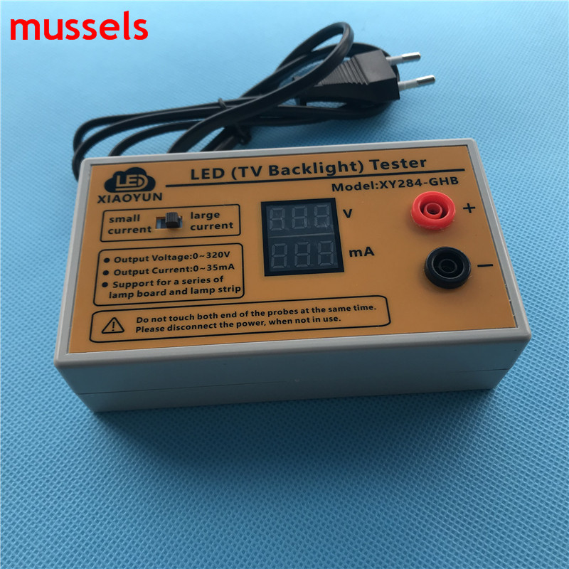 LED TV Backlight Tester LED Strips Test Tool 0 320V Output with Current and Voltage Display for All LED Application New 1pcs in Industrial Computer Accessories from Computer Office