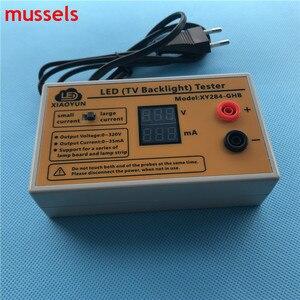Image 4 - Probador de retroiluminación LED para TV, herramienta de prueba de tiras LED, salida de 0 320V con pantalla de corriente y voltaje para todas las aplicaciones LED nuevas 1 Uds