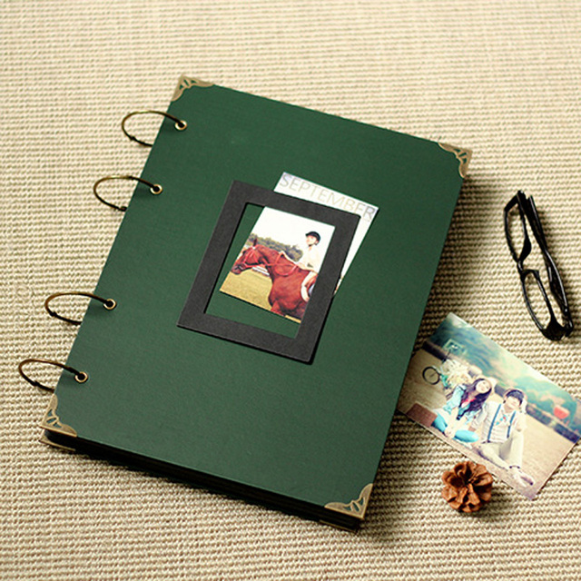 Molto Dar verde fai da te album di foto/photo album album/laurea record  HJ62
