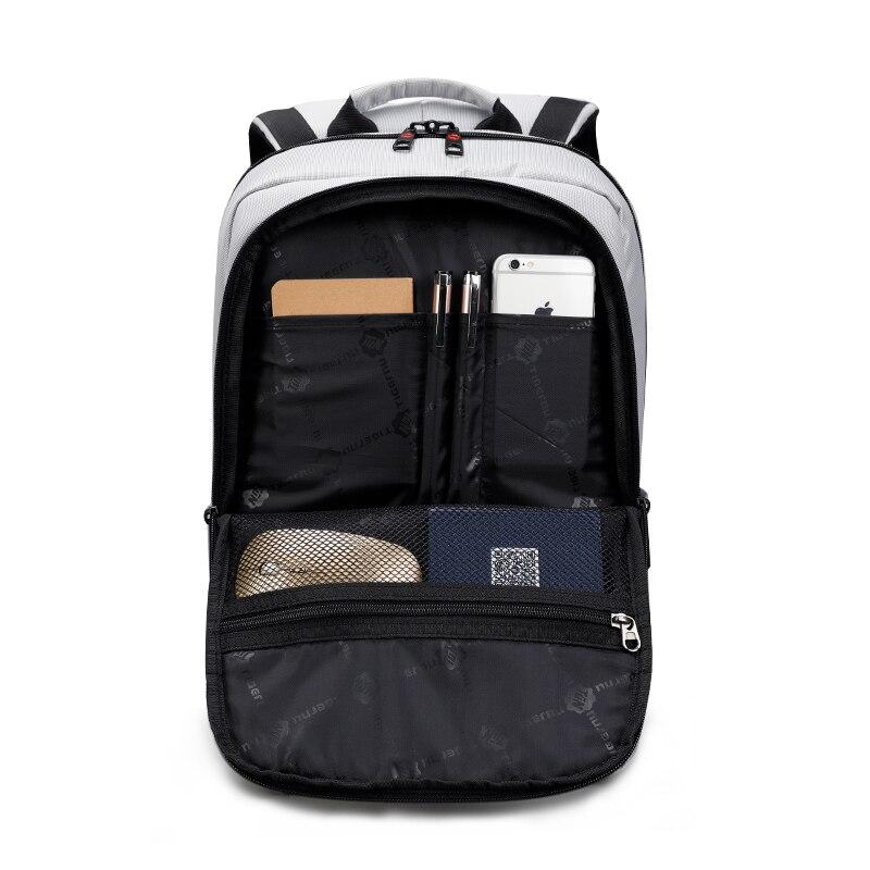 Tigernu Men Backpack Fashion Mochila Anti Theft 1415.6inch Laptop Backpack Women Schoolbag School Backpack For Teenagers