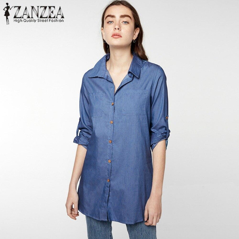 5ad1fa88b82 Amazon.com  long sleeve button down shirt women - Women .