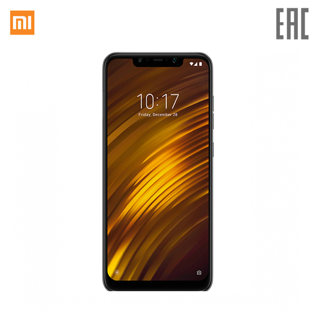 Смартфон Xiaomi POCOPHONE F1 128 ГБ