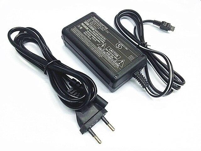 AC/DC Power Adapter Ladegerät Für Sony Camcorder Handycam HDR CX220 B/R/S