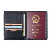 New Arrivel Passport Wallets Travel Accessories Passport Covers ID Card Folders PU Leather Passport Holder High