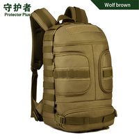Men S Military Backpack High Quality Waterproof Nylon Women Casual Travel DSLR Camera Bag Camouflage Laptop