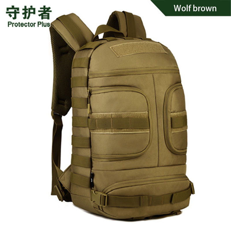 Men's Military Backpack High Quality Waterproof Nylon Women Casual Travel DSLR Camera Bag Camouflage Laptop Pack 2017 hot sale men 50l military army bag men backpack high quality waterproof nylon laptop backpacks camouflage bags freeshipping