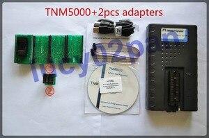 Image 1 - TNM5000 USB العالمي IC مبرمج TSOP56 + 520S2 200 مجموعة محولات المقبس ، nand فلاش مبرمج ، 96MHz على مدار الساعة ، برمجة متعددة