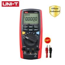 UNI-T UT71A Intelligent Digital Multimeter Ture RMS Auto Range AC DC Meter Volt Ampere Ohm Capacitance Tester with USB Interface цены