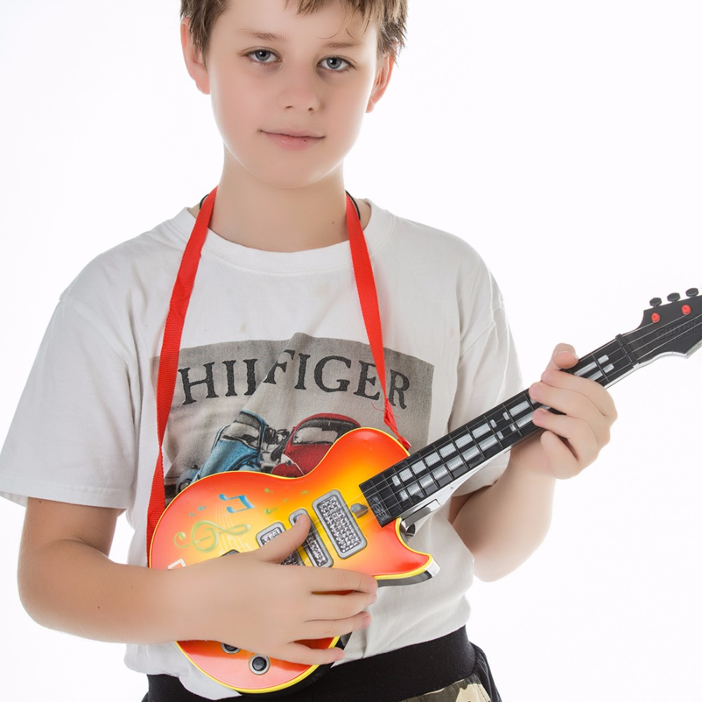 Hiqh-Quality-4-Strings-Music-Electric-Guitar-Kids-Musical-Instruments-Educational-Toys-For-Children-juguetes-As-New-Year-Gift-4