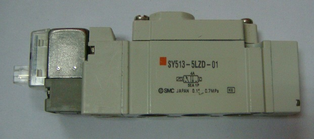 BRAND NEW JAPAN SMC GENUINE VALVE SY513-5LZD-01 brand new japan smc genuine gauge g43 4 01