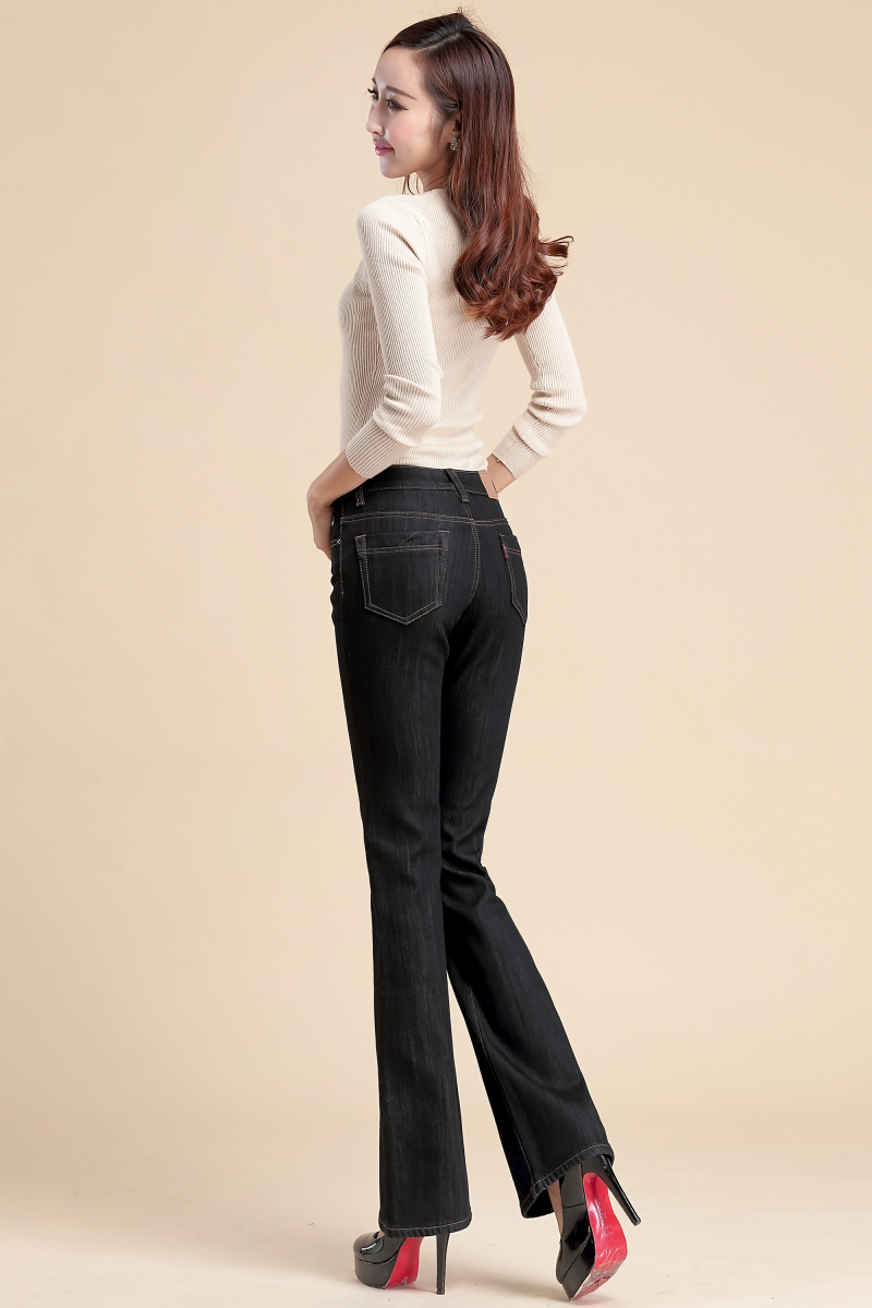 Girl Black Jeans Promotion-Shop for Promotional Girl Black Jeans ...
