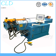 CLD brand good price available of DW63NC pipe bending machine used in pipe making industry цена