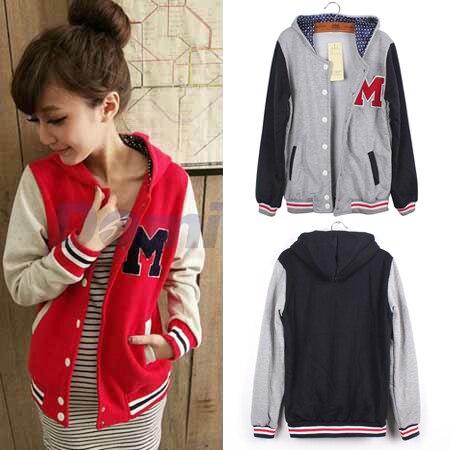 Online Buy Wholesale m varsity jacket from China m varsity jacket