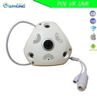 CCTV Wireless Wired Wifi IP Webcam 1 3MP 3MP 3D VR Fisheye 360 Degree Panorama Camera