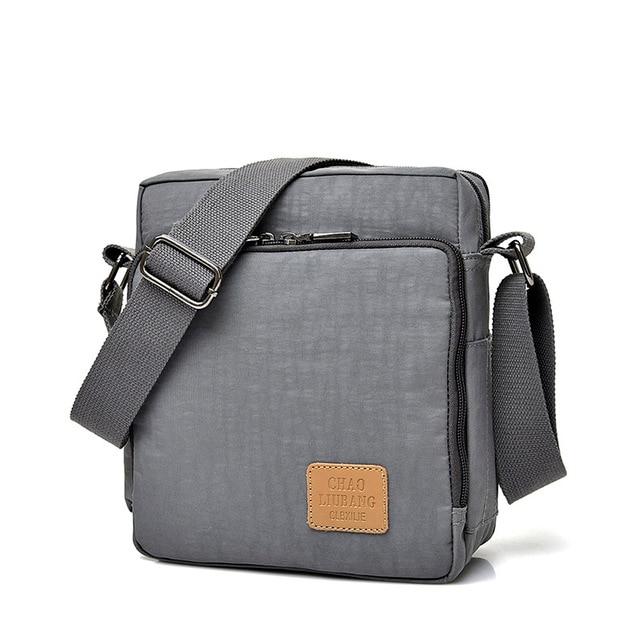 Nylon Crossbody Bags For Men Business Male Office Bag Women Small