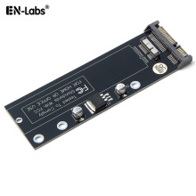 SSD to SATA Converter Card Board for Apple 2010 2011 2012 for MacBook Air & PRO RETINA 7+17pin & 6+12pin SSD to SATA 22pin цена 2017